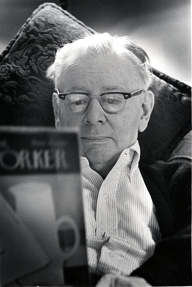 Frank Sullivan reads the New Yorker