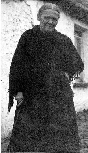 Aunt Mary Sullivan Dillon