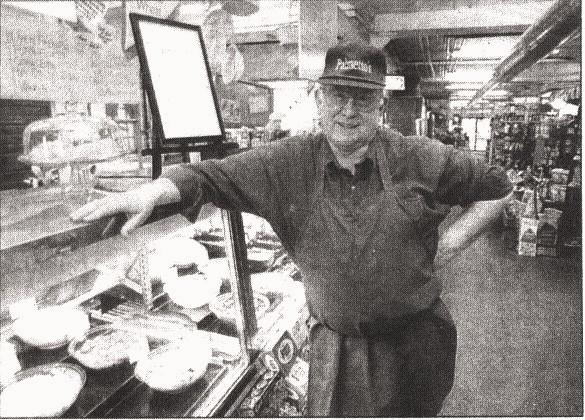 Al Polascek, owner of Palmetto's Market