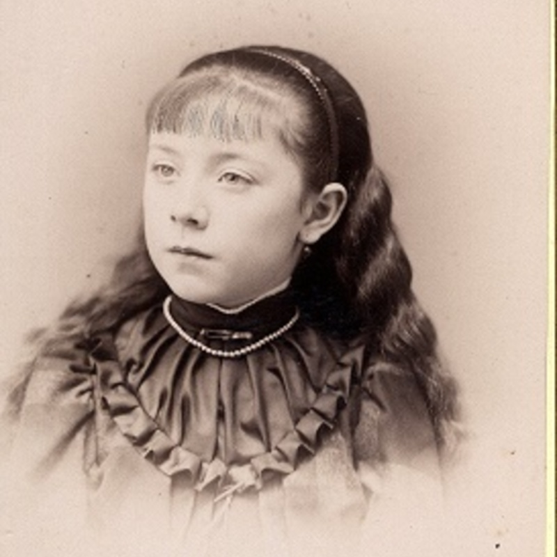 Young Katherine Sullivan