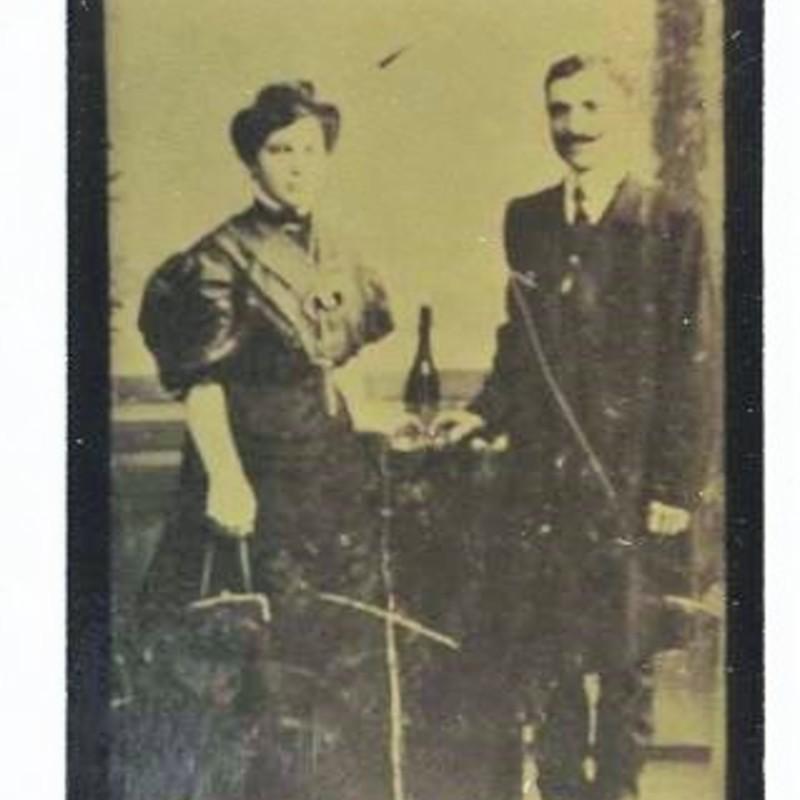 Morris and Naomi Gordon