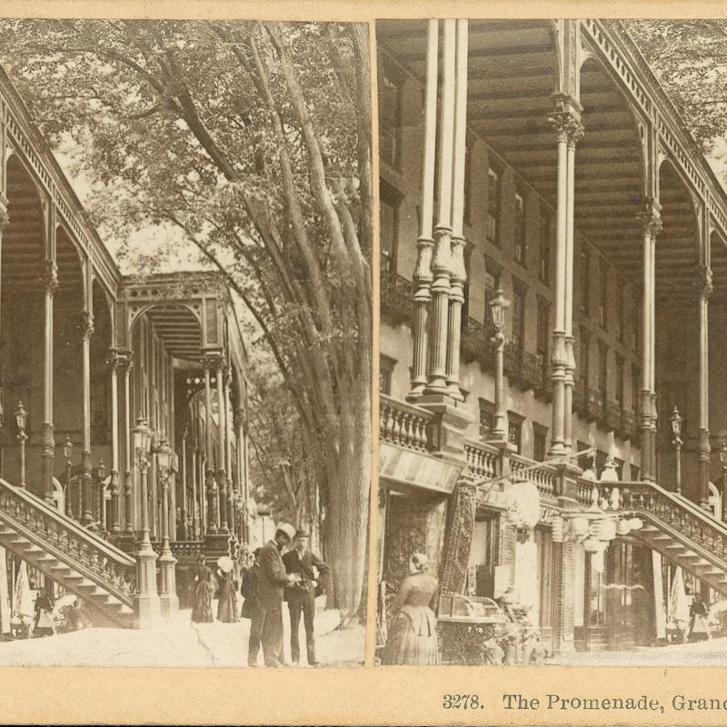 Grand Union Promenade