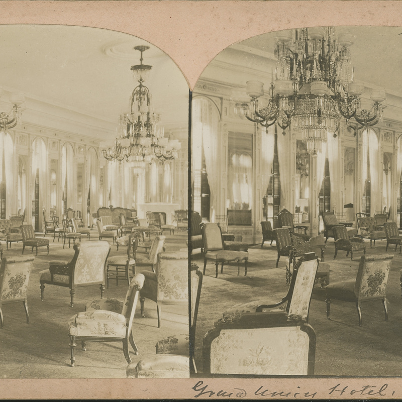 Grand Union Parlor, Later