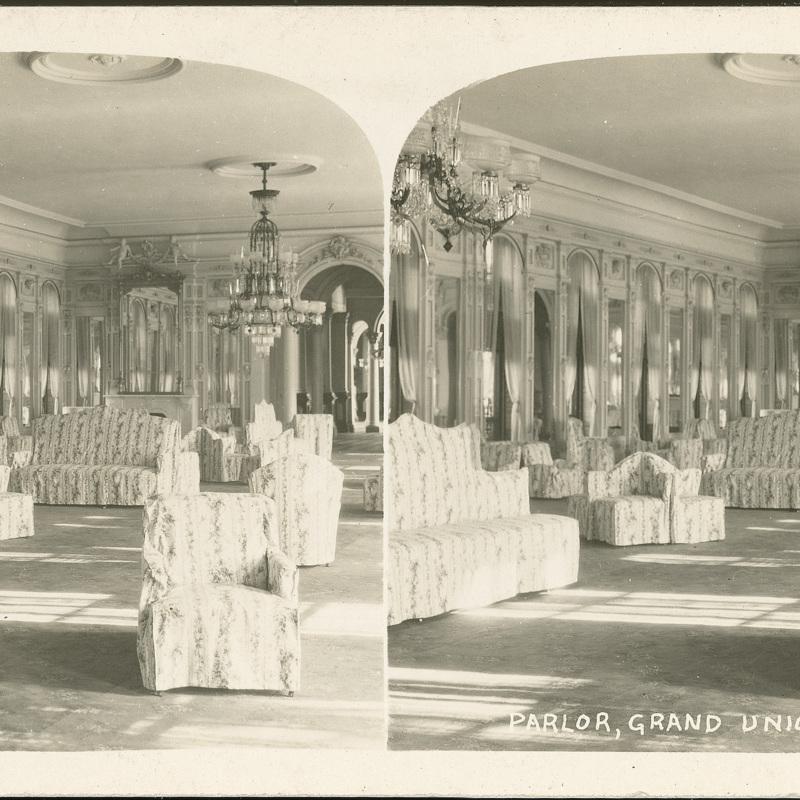 Parlor, Grand Union