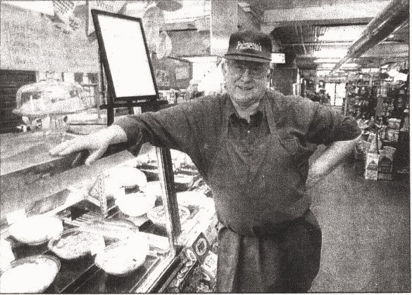 Al Polascek, owner of Palmetto's Market