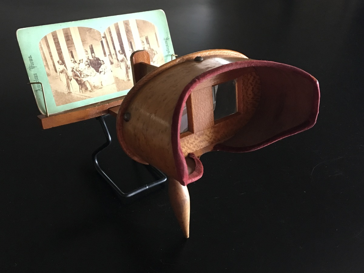 Stereograph Viewer
