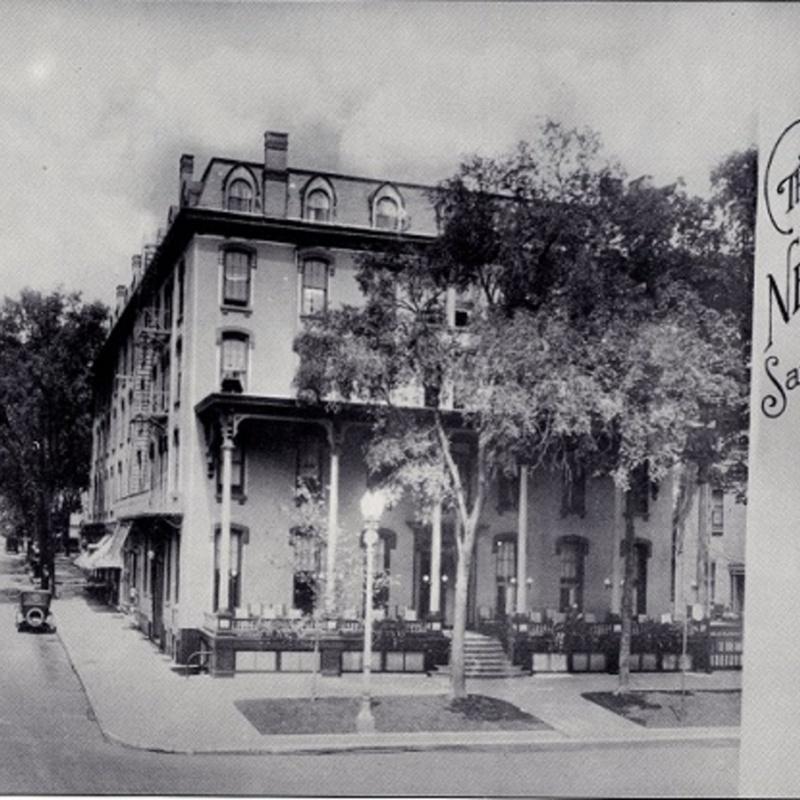 The Worden Hotel