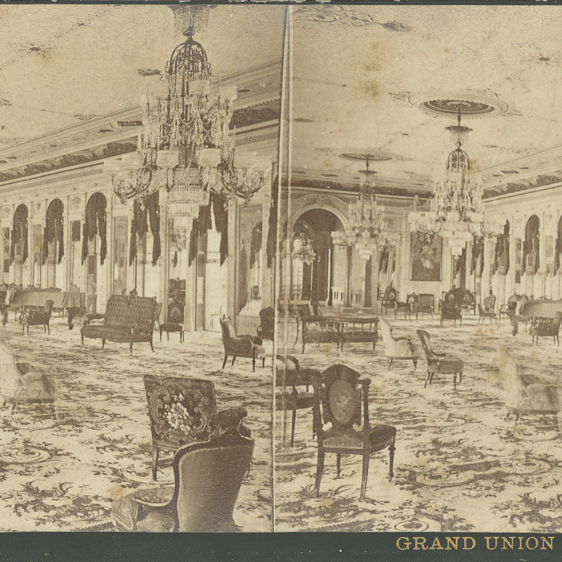 Grand Union Parlor